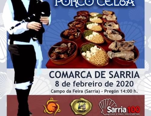 XII FESTA COCIDO DO PORCO CELTA COMARCA SARRIA