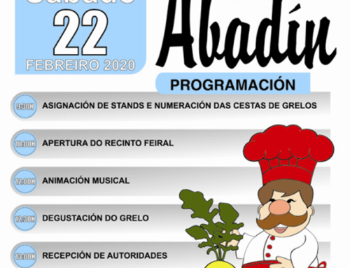 XV EXPOGRELO ABADIN
