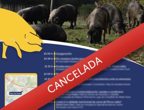IV JORNADA TECNICA MONOGRAFICA DEL PORCO CELTA EN GALICIA