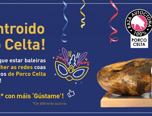 Concurso de Carnaval con Porco Celta!